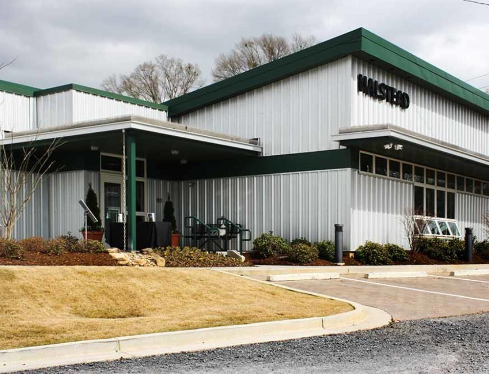 Green Building – Platinum LEED Certified