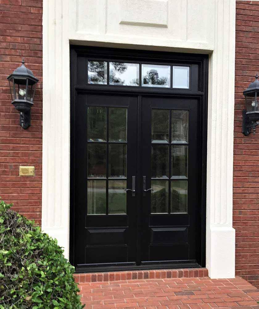 Andersen Entry Doors Residential : Andersen clad exterior window traditions